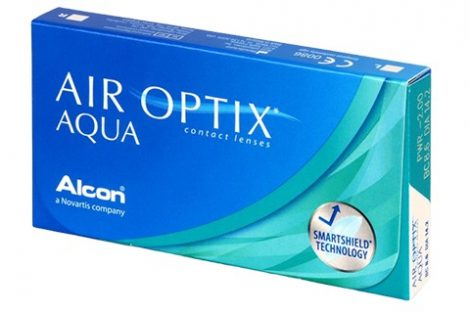 Air Optix Aqua (3 linser)