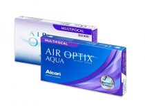 Air Optix Aqua Multifocal (6 linser)
