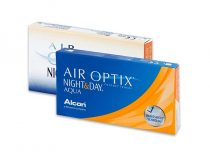 Air Optix Night & Day Aqua (3 linser)