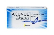 Acuvue Oasys med Hydraclear Plus (12 linser)