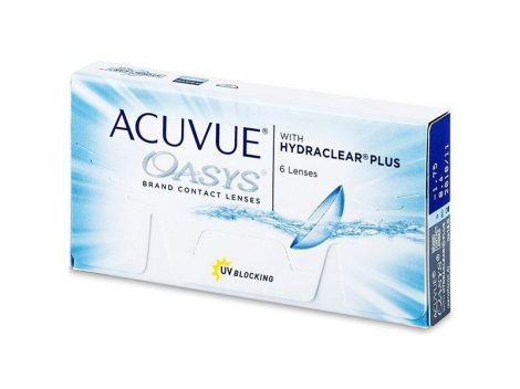 Acuvue Oasys med Hydraclear Plus (6 linser)