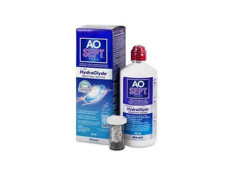 AoSept Plus med HydraGlyde (360 ml)