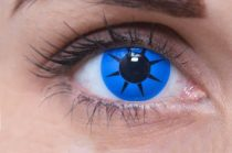 ColourVUE Crazy Blue Star (x2)