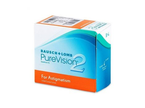 PureVision 2 Toric (6 linser)
