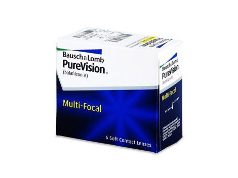 PureVision Multi-Focal (6 linser)